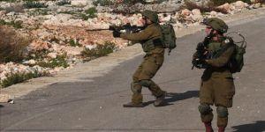 İsrail güçlerinden gösterilere müdahale