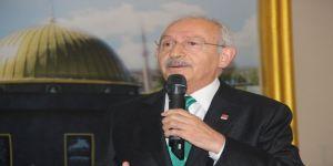CHP Genel Başkanı Kılıçdaroğlu, STK temsilcileri ve muhtarlarla buluştu