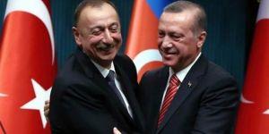 Erdoğan, Aliyev'in doğum gününü tebrik etti