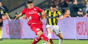 Spor Toto Süper Lig: Antalyaspor: 0 - Fenerbahçe: 0 (Maç sonucu)