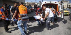 Yahudi yerleşimciler 4 Filistinliyi yaraladı