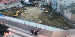 Gebze'ye 7 katlı otopark