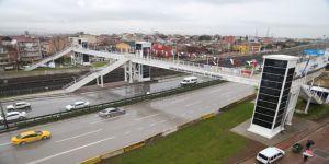 Yeni köprüye kadın kahramanın adı verildi