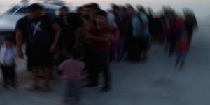 Türkiye'ye kaçak geçiş yapan 8 Suriyeli yakalandı