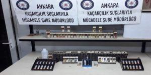 Kaçak elektronik sigara operasyonu