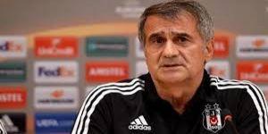 Beşiktaş'tan Şenol Güneş'e yeni sözleşme teklifi