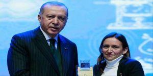 TÜBA Üstün Başarılı Genç Bilim İnsanı Ödülü Barkana'nın