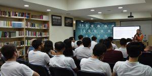 YEE'nin Türkçe kurslarına yoğun ilgi