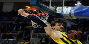 THY Euroleague: Fenerbahçe Beko: 65 - Real Madrid: 63