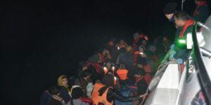 536 kaçak göçmen yakalandı