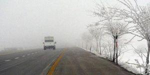 Kocaeli için sis ve buzlanma uyarısı !