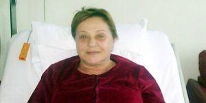 Rauf Denktaş'ın eşi hastaneye kaldırıldı