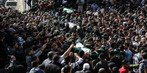 İsrail güçleri, 312 Filistinliyi şehit etti