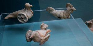 2 bin 700 yıllık Frig oyuncakları