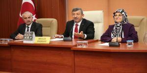 Darıca'da yılın ilk meclisi