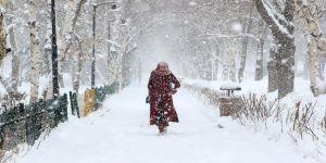 Kuvvetli kar uyarısı