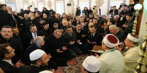 Erdoğan, Ekrem Pakdemirli için okutulan mevlide katıldı