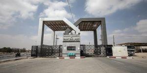Hamas, sınır kapılarının idaresini teslim aldı
