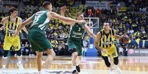 THY Euroleague: Fenerbahçe Beko: 78 - Zalgiris Kaunas: 61