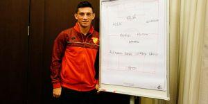 Andre Castro: '1 numaralı kulübüz'