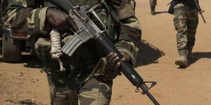 Etiyopya'da OLF'ye operasyon