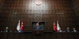 Erdoğan'dan Trump'ın mesajıyla ilgili açıklama