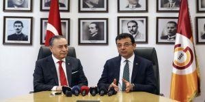 Ekrem İmamoğlu'ndan Mustafa Cengiz'e ziyaret