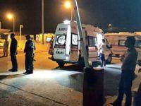 Polise Silahlı Saldırı: 1 Polis Şehit,1 i Ağır  Yaralı