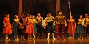 İstanbul Devlet Opera ve Balesi, Türkiye'de ilk kez sahneliyor