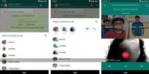 Android için WhatsApp'a grup çağrı kısayolu geldi