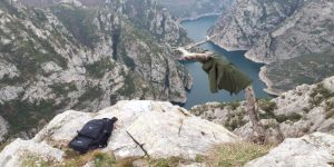 Kanyonda kaybolan gencin cesedi bulundu