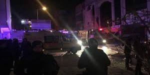 Ankara'da yangın: 5 ölü, 8 yaralı