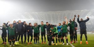 Akhisarspor, Beşiktaş'ı gözüne kestirdi