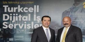 Turkcell Dijital İş Servisleri Dijital Türkiye için çalışacak