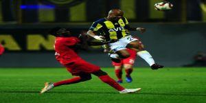 Ziraat Türkiye Kupası: Ümraniyespor: 1 - Fenerbahçe: 0 (Maç sonucu)