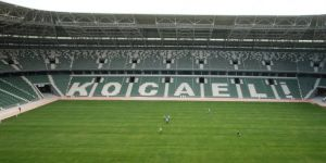 Gebze-Şile Yıldız maçı Kocaeli Stadı'nda oynanacak