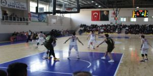 Türkiye Kadınlar Basketbol Ligi: Elazığ İl Özel İdare: 59 - Çankaya Üniversitesi: 72
