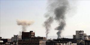 Koalisyon güçlerinden yoğun hava saldırısı