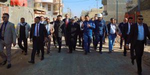 Abdülmehdi gösterilerin yaşandığı Basra'da
