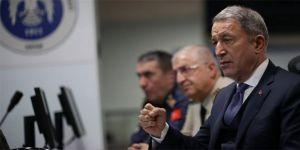 Akar'dan Fırat'ın doğusu ve Münbiç açıklaması