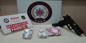'Apaçi' lakaplı uyuşturucu taciri yakalandı