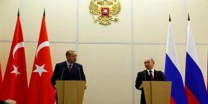 Erdoğan, Rusya'ya gidiyor