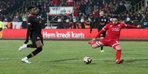 Galatasaray, Bolu'dan avantajlı döndü