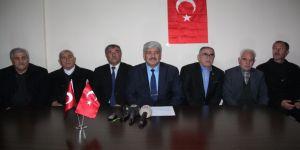 AK Parti'den aday gösterilmeyince istifa ettiler