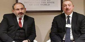 Aliyev, Paşinyan ile görüştü