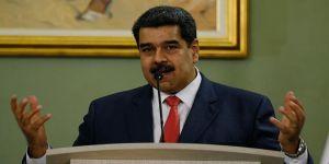 Maduro'ya destek