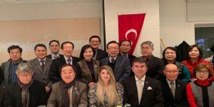 Güney Kore-Türkiye Dostluk Birliği toplandı