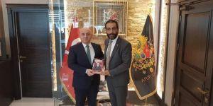 Arif Gülen'den Muzaffer Bıyık'a destek