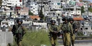 İsrail, Batı Şeria'da bir köye baskın düzenledi :1 şehit, 30 yaralı