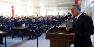 Bakan Akar: TSK'nın her türlü hazırlığı tamam